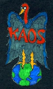 Kaos Fearless the unclassified get smart site