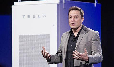 Ceo Tesla Electric Cars Tesla Ceo Elon Musk Teases New Car Battery