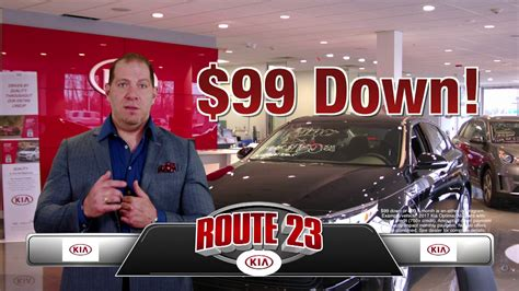 route 23 kia 99 or 99 a month