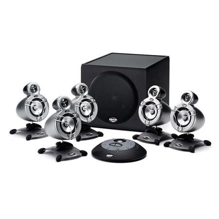 Klipsch Promedia Gmx D 5 1 promedia gmx d 5 1 computer speaker system klipsch