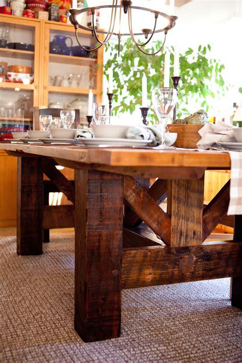 harvest tables diy farmhouse table wood table design