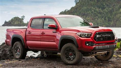 2018 toyota tacoma exterior interior price release