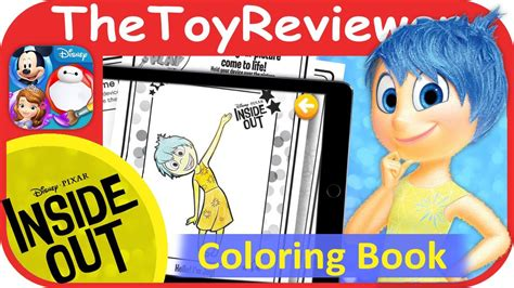 color play disney pixar inside out color play come to in 3d