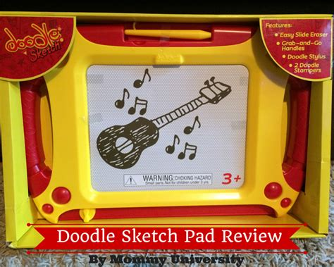 doodle draw pad ohio doodle sketch pad review