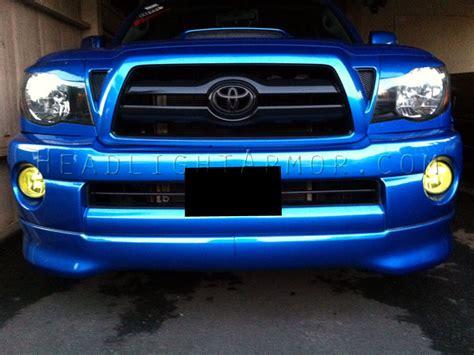 toyota tacoma fog lights 05 09 toyota tacoma fog lights kit dash z racing