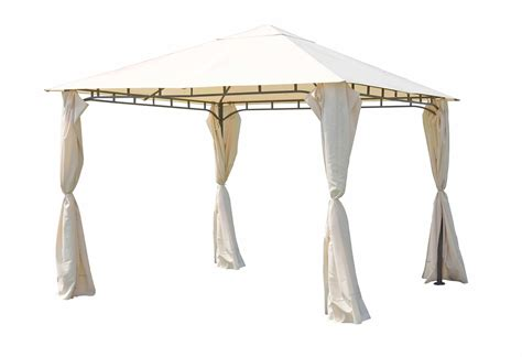 gazebi on line gazebo in ferro 300x300 con teli etnico outlet mobili