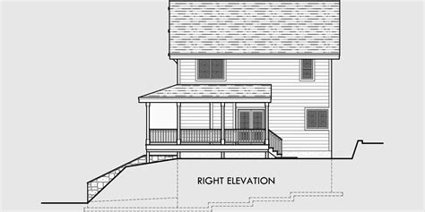 house plans with daylight basement daylight basement craftsman featuring wrap around porch