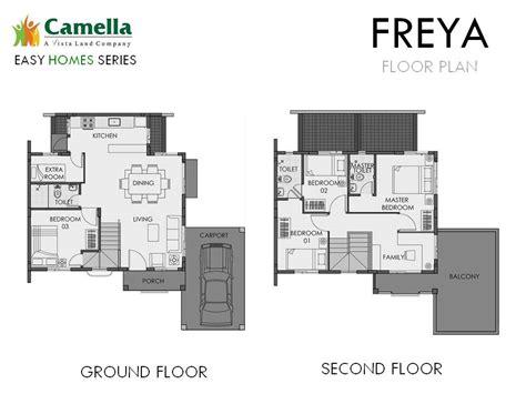 Camella Homes Floor Plan