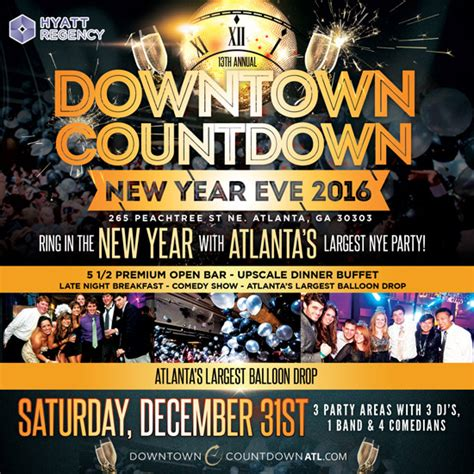 new year celebrations saturday discount tickets for downtown countdown new year s