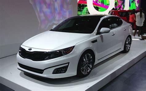 New Kia 2014 2014 Kia Optima Limited New York Auto Show Photo 299800