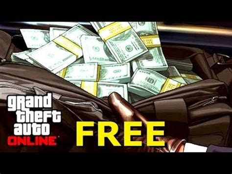 Gta 5 Money Giveaway - gta 5 free 500 000 money giveaway from rockstar grand theft auto v online youtube