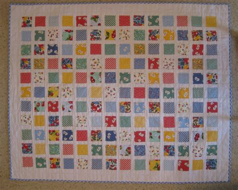 Raw Edge Square 2 5 Inch Quilt Tutorial Squares And Triangles 5 Inch Square Quilt Template