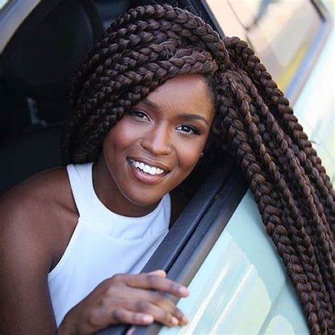 how to do jumbo box braids 42 best images about jumbo box braids on pinterest big