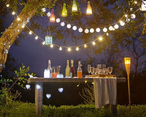 backyard lighting for a party party lighting ideas outdoor and backyard with lanterns