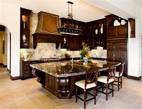 more space and functionality with kitchen island with