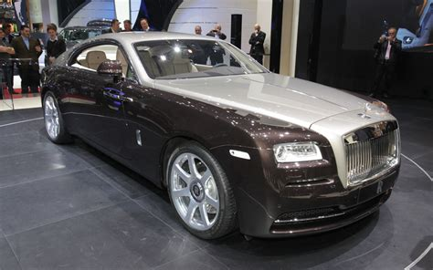 cars model 2013 2014 rolls royce wraith look