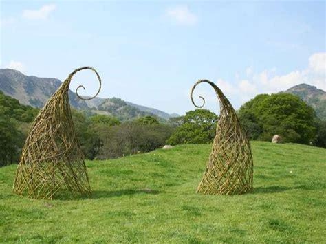 weiden gartenskulpturen 2743 best willow images on sculptures