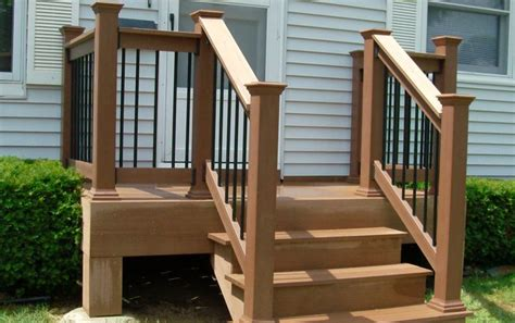 mobile home steps find the right mobile home steps or stairs for you