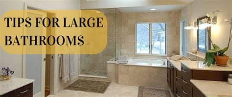 large bathroom remodel ideas master bathroom renovation ideas remodel big bathrooms