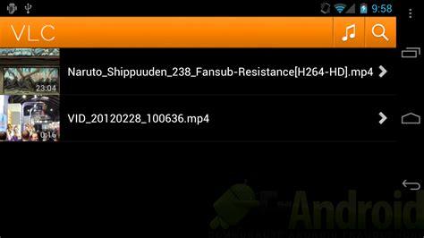 format audio pour android avez vous test 233 vlc pour android frandroid