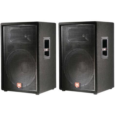 Speaker Jbl Jrx 115 pair jbl jrx 115 jrx115 passive pa speakers dj disco ebay