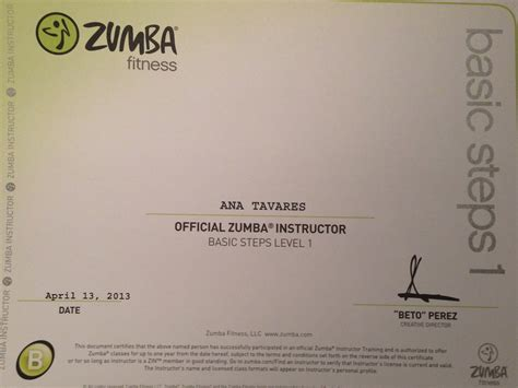 Zumba Instructor Tutorial | what to expect zumba instructor training ana tavares