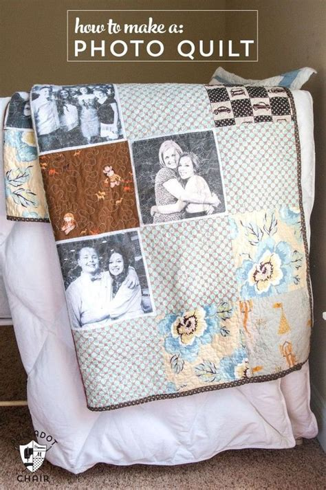 Handmade Gifts For Quilters - memory quilts quilt and photo quilts on