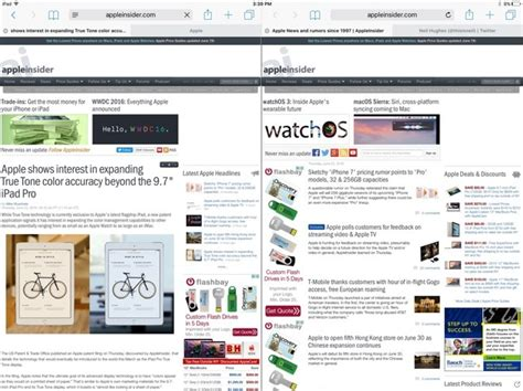 ios 7 safari browser apk inside ios 10 split screen view in safari for boosts productivity