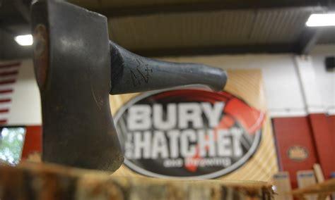 Bury The Hatchet bury the hatchet cherry hill up to 30 cherry hill
