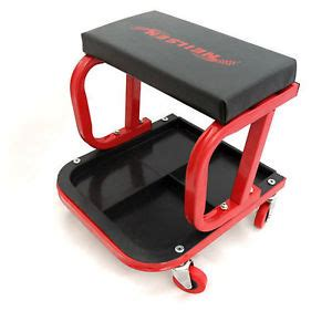 mechanics seat mechanic stool padded car creeper creepers