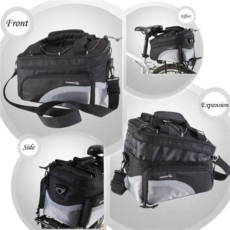 Tas Sepedah roswheel tas sepeda rear seat rack 14236 black jakartanotebook