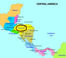 Honduras Map Central America by Pics Photos Map Of Honduras Central America