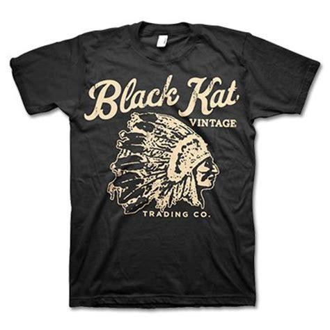T Shirt Kats Black shop the black kustoms eu uk store official