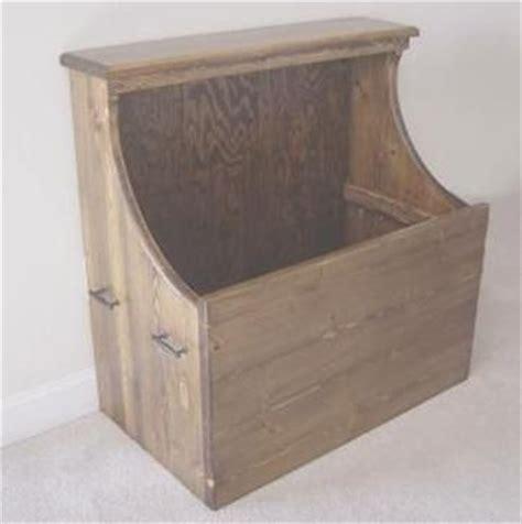 25 best ideas about wood storage box on