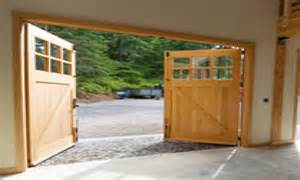 how to build swinging barn doors swing out garage door plans swing out doors from real