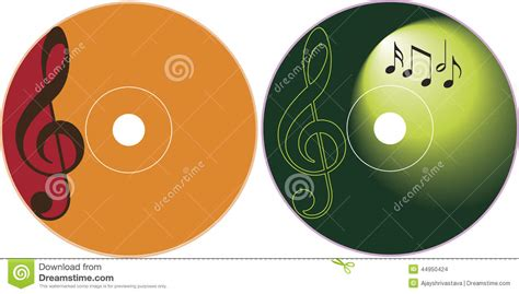 cd label design template cd dvd label design template stock vector image 44950424
