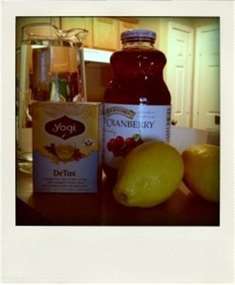 What Is A Detox Drink Supposed To Do by Jillian Detox Water Recipe How Do It Info