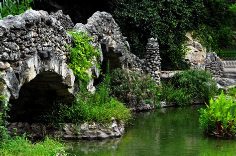 picture japanese san antonio texas nature pond gardens