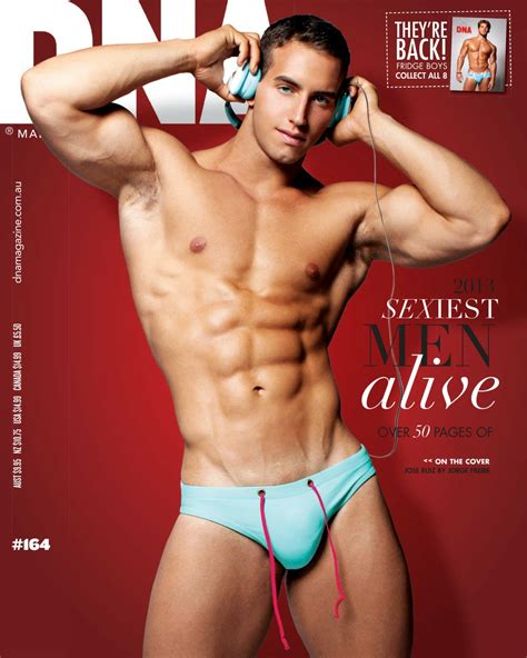 sexiest guy in the world 2015 dna magazine 164 sexiest men alive subscriptions