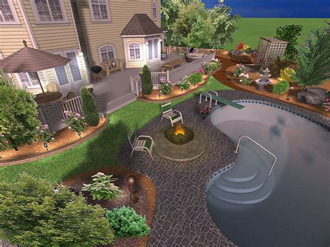 free online home landscape design idea spectrum s press kit 3d landscape design software