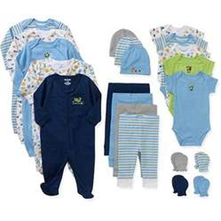 baby boy baby shower 21 set clothes infant newborn 0