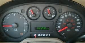 ford freestar 2004 cluster repair asap speedo