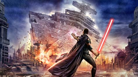 wallpaper destroyer game star wars full hd wallpaper and background image