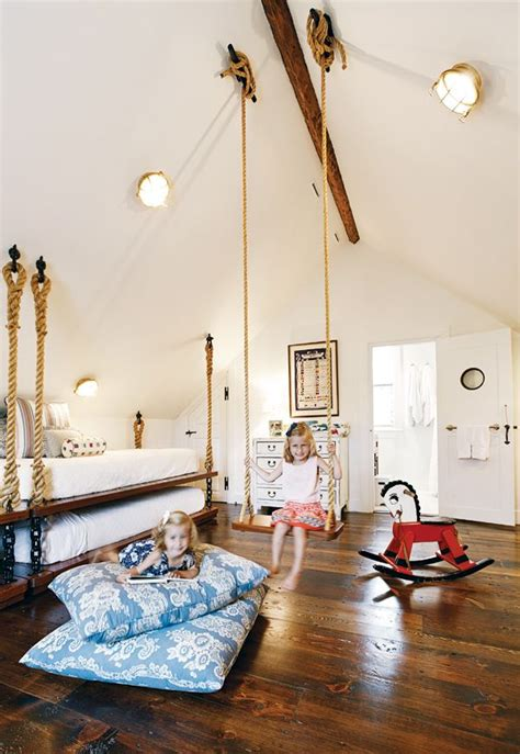 swings in bedrooms indoor swings for kids
