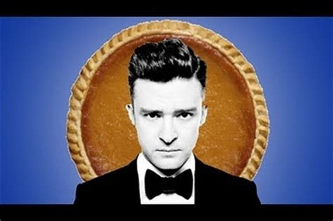 Justin Timberlakes Southern Cooking In The Big Apple by Justin Timberlake Suit And Tie Apple Pie 1 1928
