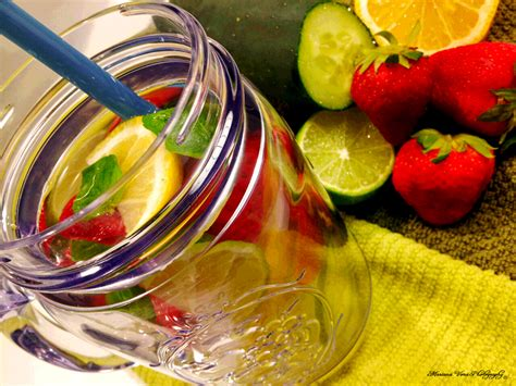 Fruits Detox by Fruit Detox Water Challenge Ma Phutography