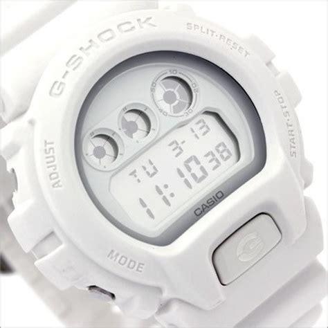 Casio Dw 6900ww buy casio g shock matt all white monotone digital dw