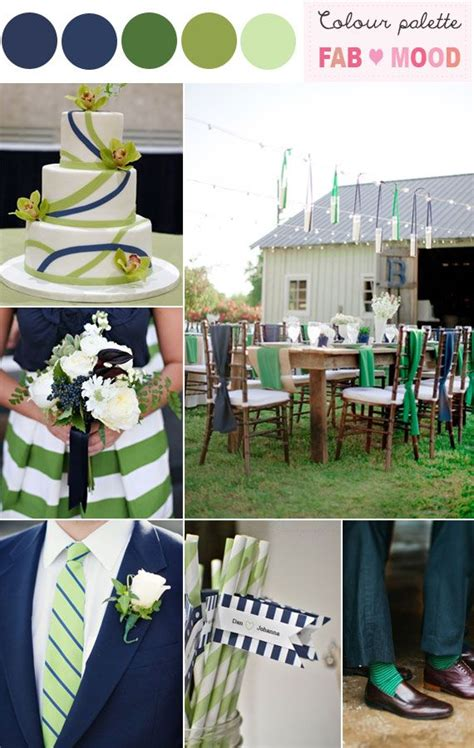 green and navy blue wedding colour theme wedding ideas summer wedding colors wedding colors