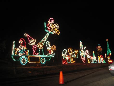 My Personal Favorite Holiday Symbol The Snowman Griffith Park Lights