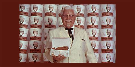 kentucky fried pensions 2018 books re colonelization kfc salutes colonel sanders with